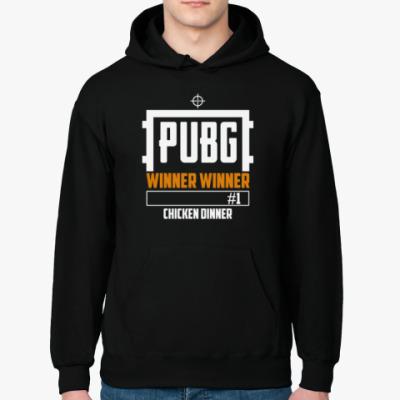 Толстовка худи PlayerUnknown's Battlegrounds / PUBG (ПУБГ) [3]