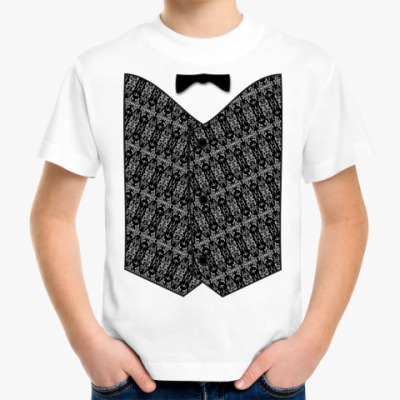 Детская футболка Жилет м.5