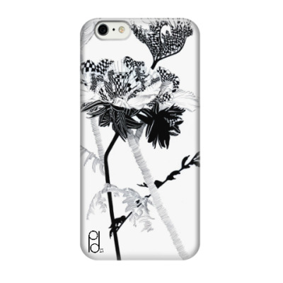 Чехол для iPhone 6/6s Фацелия
