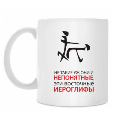 Кружка Иероглиф