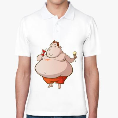 Рубашка поло Fat boy