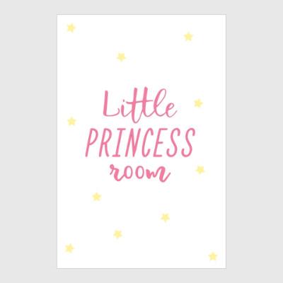 Постер Little princess room