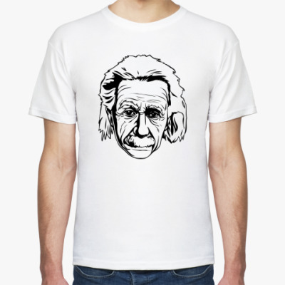 Футболка Эйнштейн