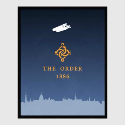 Постер The Order 1886: постер