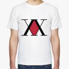 Классическая футболка HunterxHunter