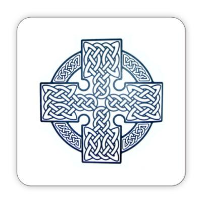 Костер (подставка под кружку) Кельты