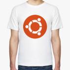 Классическая футболка Ubuntu