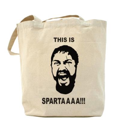 Сумка This is spartaaaaa!!!