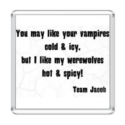 Магнит  I like my werewolves