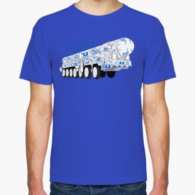 Футболка Русский сувенир