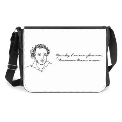 Сумка Красавец Пушкин