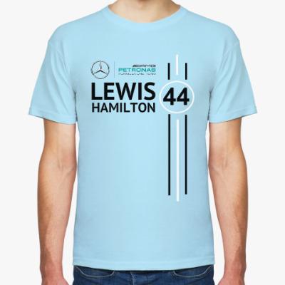 Футболка Футболка Lewis Hamilton