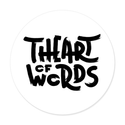 Виниловые наклейки The Art of Words