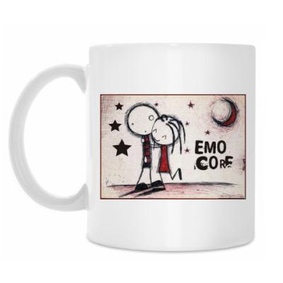 Кружка Эмо core. Хит
