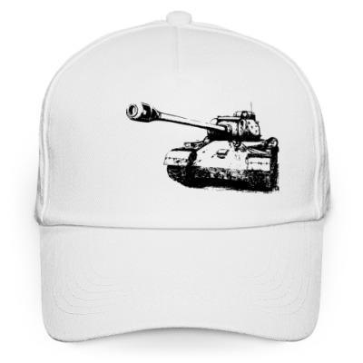 Кепка бейсболка Tank