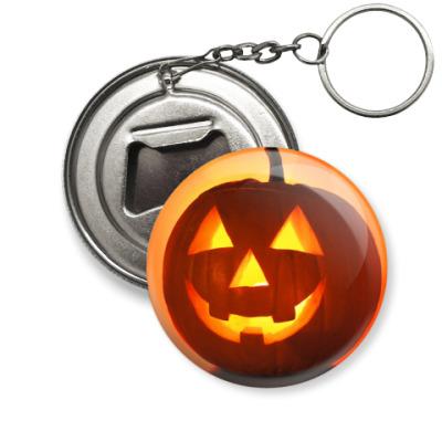 Брелок-открывашка halloween pumpkin