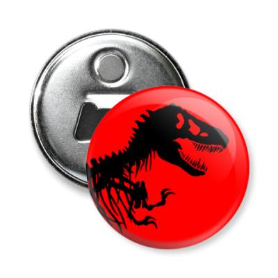 Магнит-открывашка Динозавр