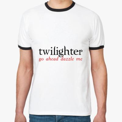 Футболка Ringer-T Twilighter