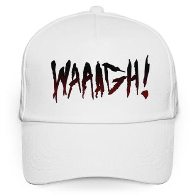 Кепка бейсболка 'WAAAGH!'