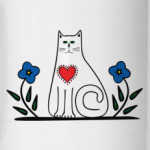 Кот и сердце
