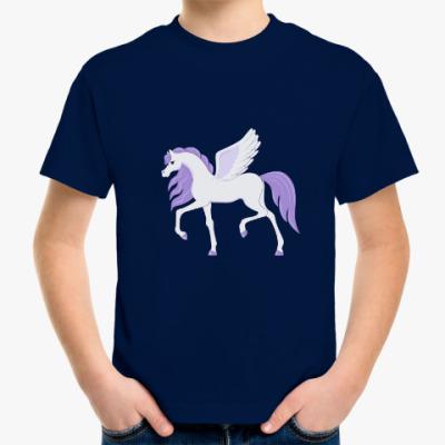 Детская футболка Fairy pegasus