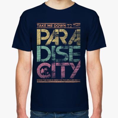 Футболка Paradise City
