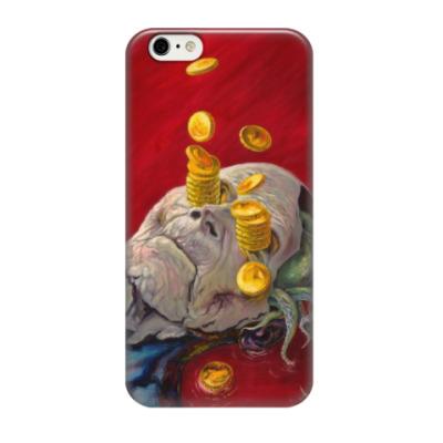 Чехол для iPhone 6/6s Корысть