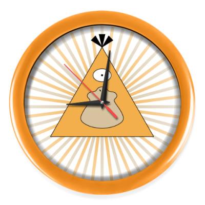Настенные часы Покемон-масон Псайдак