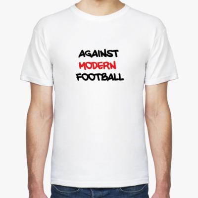 Футболка Against Modern Football