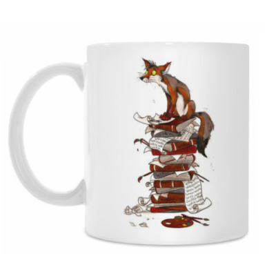 Кружка Fox/Лиса