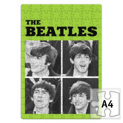 Пазл The Beatles