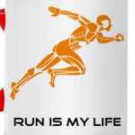 Run is my life