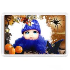 Малышка на Хэллоуине