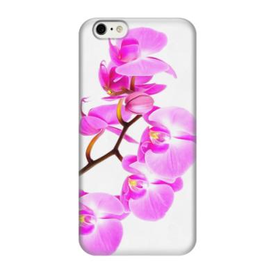 Чехол для iPhone 6/6s Орхидея