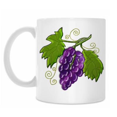 Кружка Black Grapes
