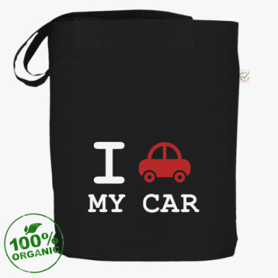 Сумка I love my car