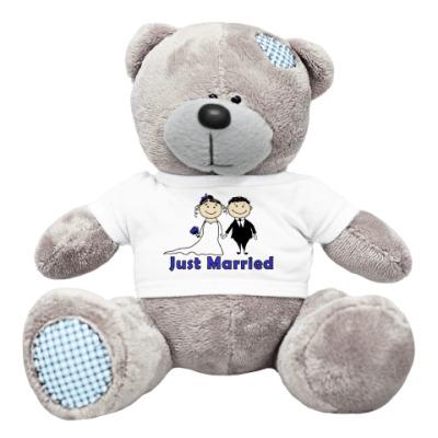 Плюшевый мишка Тедди JM