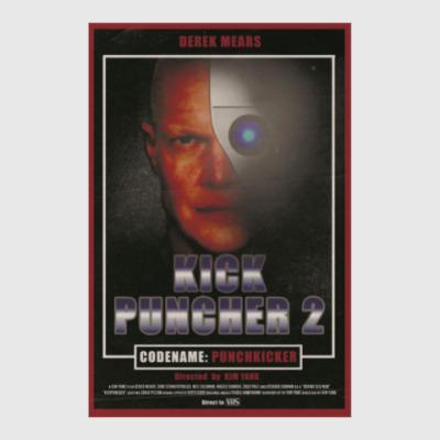 Постер Kickpuncher 2. Codename: Punchkicker