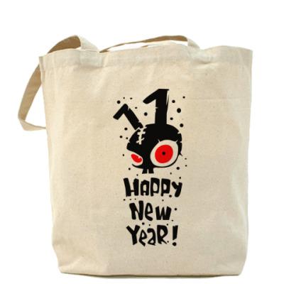 Сумка Happy New Year