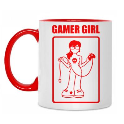 Кружка Gamer Girl