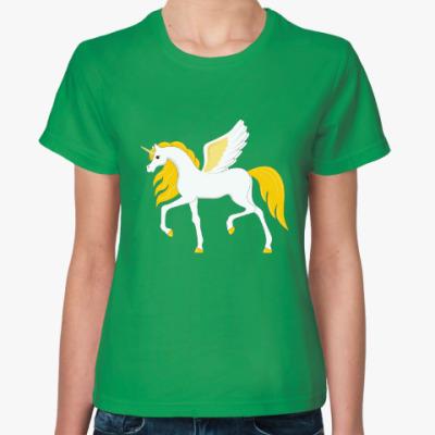 Женская футболка Pegasus