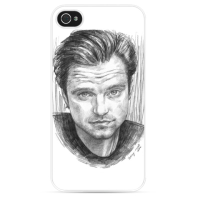 Чехол для iPhone Sebastian Stan