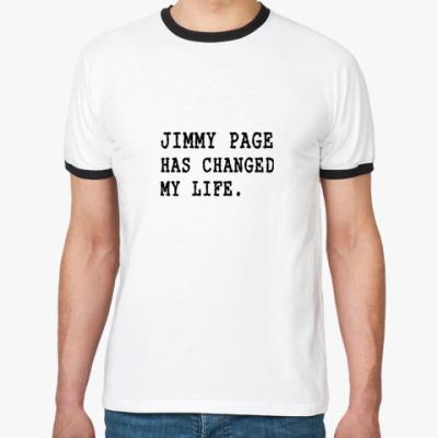 Футболка Ringer-T Jimmy