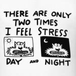 I feel stress