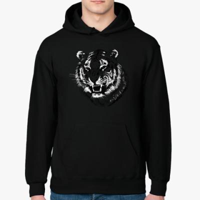 Толстовка худи Тигр