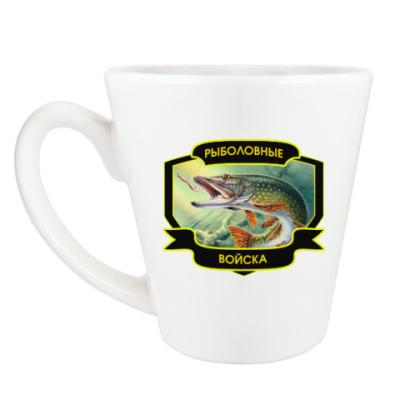 Чашка Латте Рыболовные войска