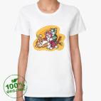 Женская футболка Stella Likes