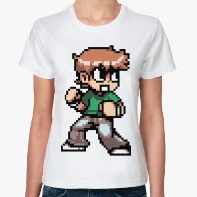 Классическая футболка Scott Pilgrim