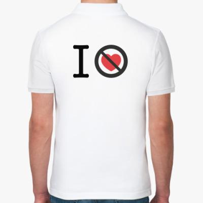 Рубашка поло не люблю