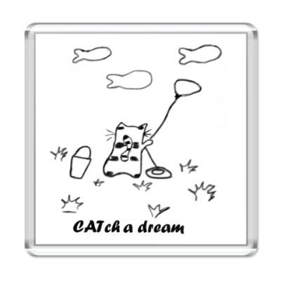 Магнит  CATch a dream